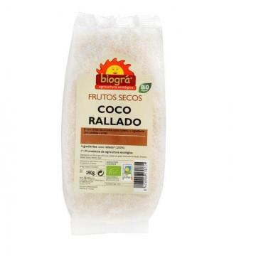 COCO RALLADO Bio 150 gr Biogra