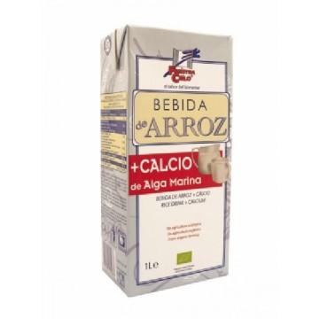 BEBIDA DE ARROZ + CALCIO Bio 1 L