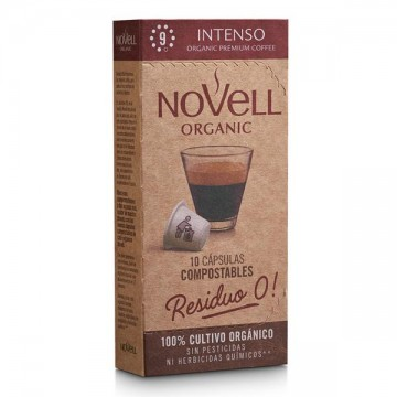 CAFE INTENSO Eco 10 caps Novell