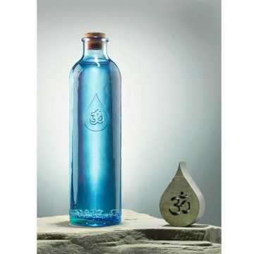 Botella OM Water Azul Omwater