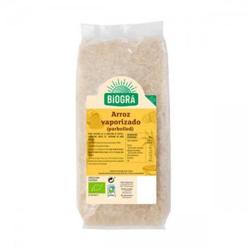 Arroz Vaporizado Bio 500 gr Biogra