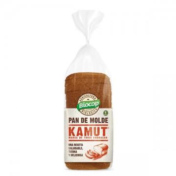Pan molde Blando Kamut Bio 400 gr Biocop