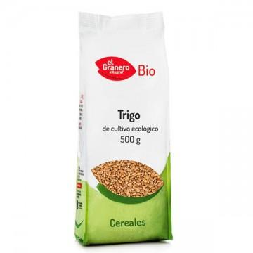 Trigo Grano Bio 500 gr El Granero
