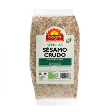 SESAMO CRUDO Bio 500 gr Biogra