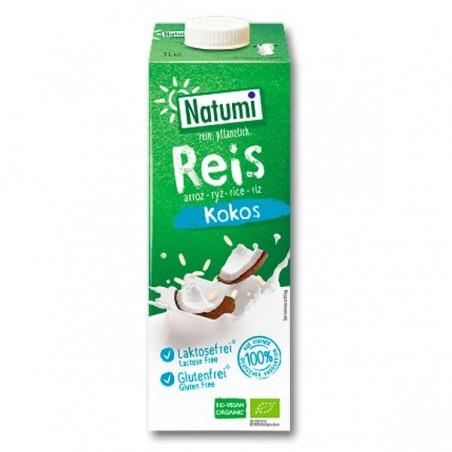 Bebida de arroz coco Bio1 L Natumi