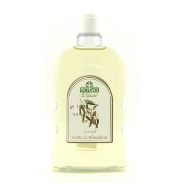 Aceite Almendra Dulce 250 ml Sotya