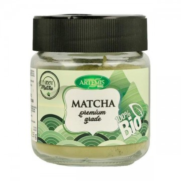 Te Matcha Premium Bio 55 gr Artemis
