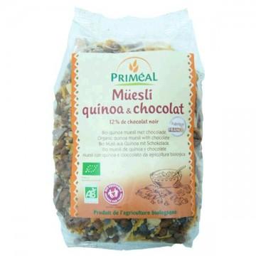 MUESLI DE QUINOA CHOCOLATE Bio 350 gr