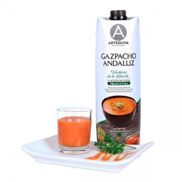 Gazpacho Andaluz Eco 1 L Arteoliva