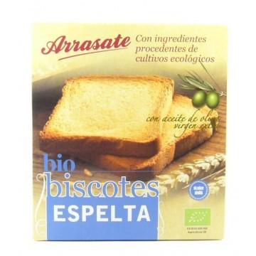 Biscotes de Espelta 100 % Bio 270 gr