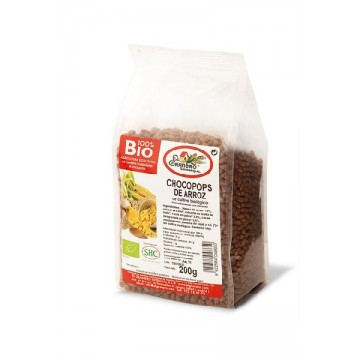 CHOCO POPS DE ARROZ Bio 200 gr Granero