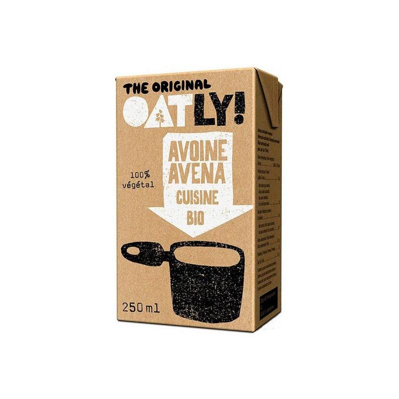 Crema Liquida Avena Cuisine Bio 250 ml