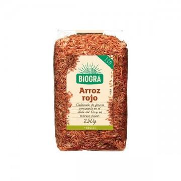 Arroz Rojo Bio 250 gr Biogra