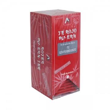 TE PU-ERH 25 bolsitas filtro Avitale