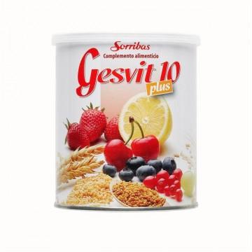 GESVIT 10 PLUS bote de 400 gr