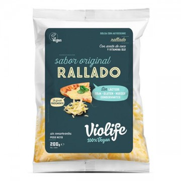 Queso Rallado Vegetal 200 gr Violife