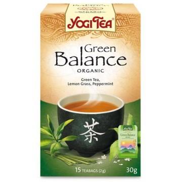Yogi Tea Verde Armonia Bio 17 filtros
