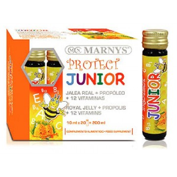 PROTECT JUNIOR 20 viales x10ml Marnys
