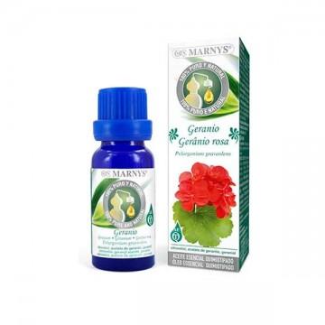 Aceite esencial de Geranio 15 ml Marnys