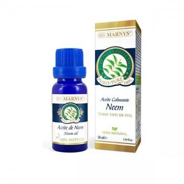 Aceite Puro de Neem 15 ml Marnys