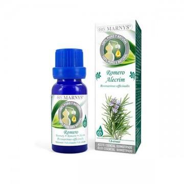 Aceite Esencial de Romero 15 ml Marnys