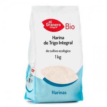 Harina Trigo Integral  Bio 1 kg Granero