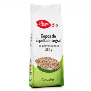 Copos Espelta Integral Bio 350 gr