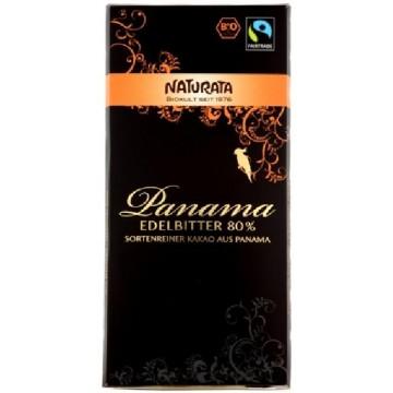 CHOCOLATE AMARGO PANAMA 80% Bio
