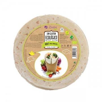 Wrap Trigo Sarraceno S/G 120 gr Zealia