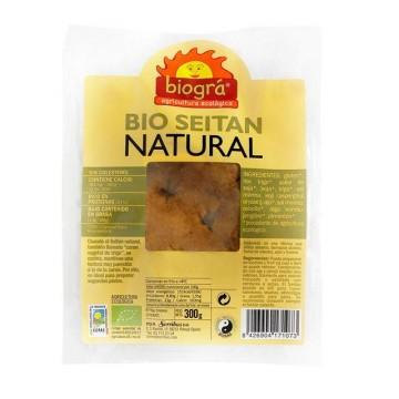SEITAN NATURAL Bio 300 gr Biogra
