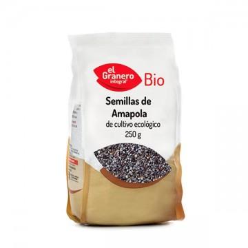 Semillas Amapola Bio 250 gr Granero