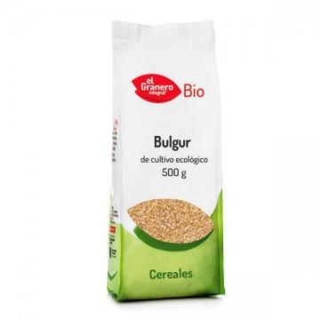 Bulgur Bio 500 gr El Granero