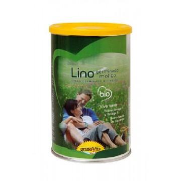 LINO GERMINADO MOLIDO Bio 500 gr