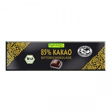 CHOCOLATINA 85 % CACAO Bio 20 gr