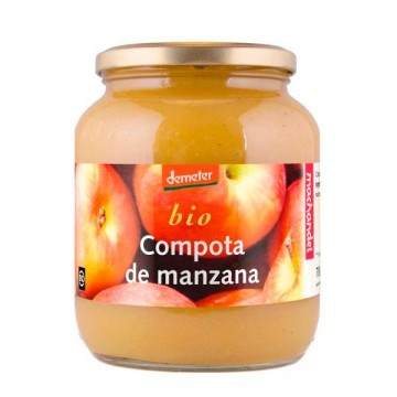 COMPOTA DE MANZANA Bio 720 gr Machandel