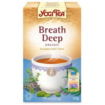 Yogi Tea Respiración Bio 17 filtros