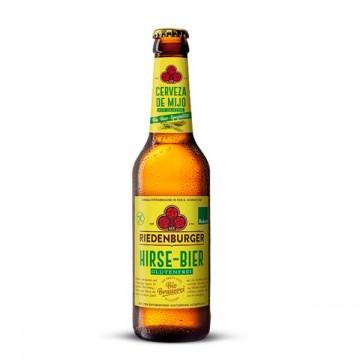 Cerveza Malta Mijo Sin Gluten Bio 33  cl