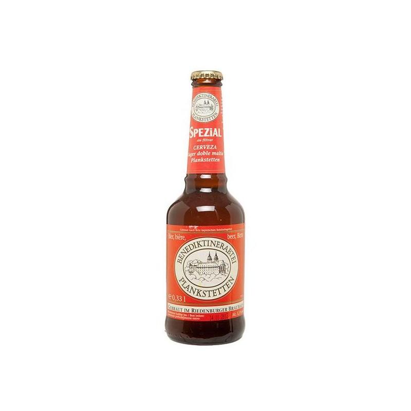 Cerveza Doble Malta Spezial Bio 33 cl