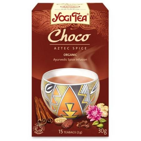 Yogi Tea Choco Bio 17 filtros