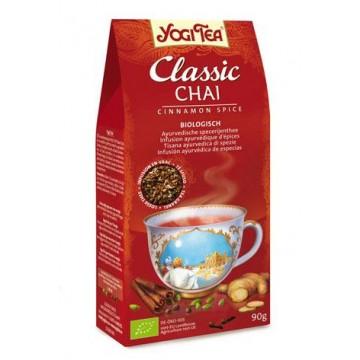 YOGI TEA CLASSIC CHAI Granel  Bio 90 gr