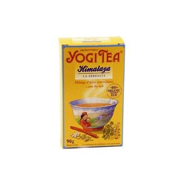 YOGI TEA HIMALAYA CHAI granel Bio 90 gr