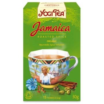 YOGI TEA JAMAICA Bio 15 filtros