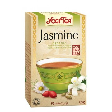 YOGI TEA JASMINE Bio 15 filtros