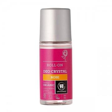 Desodorante de Rosa Roll On Bio 50 ml