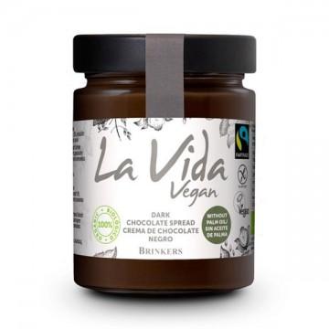 Crema Choco Negro Bio 270 Gr Vida Vegan