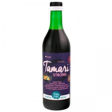 Tamari salsa de soja Bio 500ml Terrasana