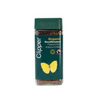 CAFE INSTANTANEO DESCAFEINADO Bio 100 gr