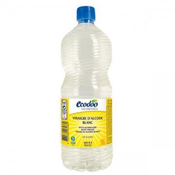 Vinagre Blanco Alcohol Bio 1 L Ecodoo