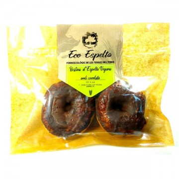 Berlina Espelta Choco vegana  Eco 2 unid