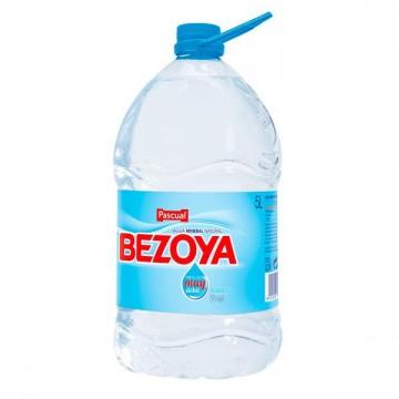Agua Mineral Natural 5 L Bezoya